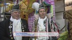 Repo: Prins Carnaval bezoekt wagenbouwers
