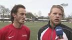Adi Draganovic en Dennis van der Wal