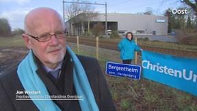 ChristenUnie pleit voor station Bergentheim