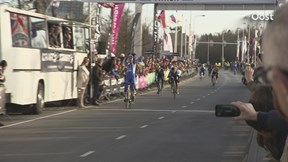 De finish van Reinders