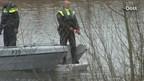 Politie zoekt naar bewijsmateriaal in Twentekanaal