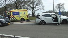 Ongeluk in Hardenberg