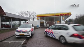 Overval op tankstation in Haaksbergen