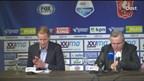 Persconferentie FC Twente over huidige situatie