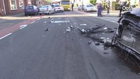 Ongeluk op de Deurningerstraat