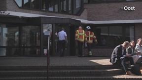 Evacuatie na rook in gemeentehuis Ommen