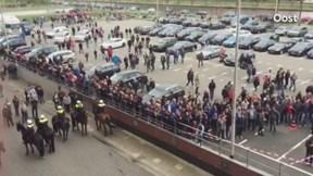 Protest boze fans FC Twente
