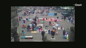 Vrijmarkt Brink Deventer