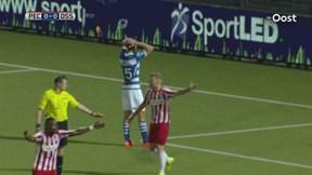 PEC Zwolle - FC Oss