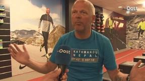 Bergbeklimmer Eddie Sevink wil Nepal helpen
