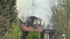 Woningbrand in Dalfsen
