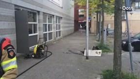 Brand in bibliotheek Zwolle-Zuid
