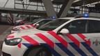 Actie van politie in Almelo
