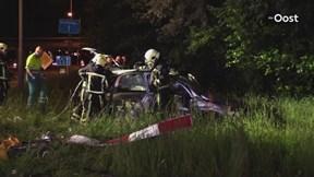 Drie gewonden bij ongeluk in Hengelo