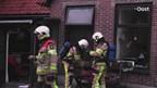 Flinke rookontwikkeling bij woningbrand in Wanneperveen