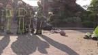 Ongeluk met scooter in Markelo