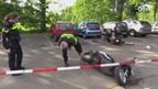 Ongeluk met scooters in Overdinkel