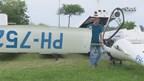 Videoreportage zweefvliegwedstrijd Aero Club Salland
