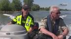 Politie Raalte en Sportvisserij Oost Nederland voeren controles uit op de IJssel