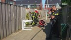 Gas- en waterlekkage in Glanerbrug