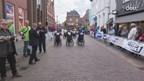 Videoreportage criterium rolstoelvierdaagse Delden