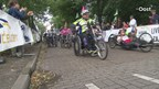 Start Rolstoelvierdaagse in Delden