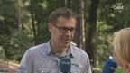 Gesprek met campingeigenaar Alex Dekker en een huifkarrentocht