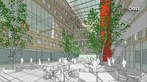 Mijlpaal in historie ziekenhuis Enschede: Nieuwbouw MST is klaar