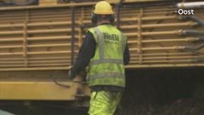 Officieuze recordpoging van ProRail, 15,6 klometer spoor vervangen