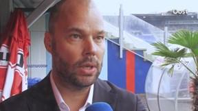 Technisch directeur Gerard Nijkamp van PEC Zwolle