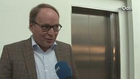 Henk Kroeze van Comité Herrie uit de Stad