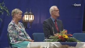 Burgemeester Alssema van Staphorst neemt afscheid
