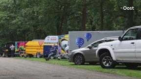Twente Ballooning in Oldenzaal kon op vrijdag wel door gaan.