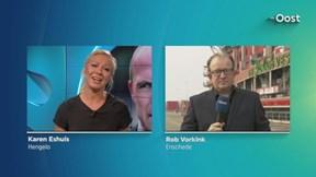 Reactie Van der Laan op vertrek Schreuder