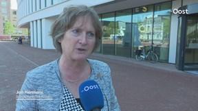 Burgemeester Hermans over plannen rechtbank Almelo