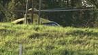 Traumahelikopter vervoert ernstig gewonde fietser