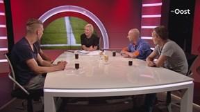Amateurvoetballers in Overijssel Vandaag