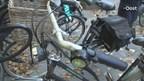 Burgemeester Nauta in actie tegen fietsendiefstal Delden