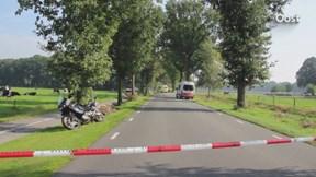 Motorrijder om het leven gekomen bij ongeluk Luttenberg