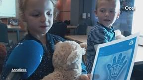 Zieke en gewonde knuffels in Berenziekenhuis MST Enschede
