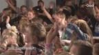 Nick en Simon voor stichting Edukans in Kampen