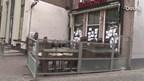 Rouwplek bij failliet café De Boemel Deventer