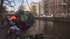 'Bucky Ball' in Amsterdam