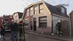 Woningbrand in Enschede