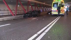 Ongeluk in Hengelo, twee gewonden