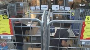 Piepen en kraken bij PostNL Zwolle vanwege sinterklaasdrukte