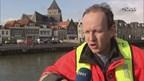 Onderwaterarcheoloog Wouter Waldus