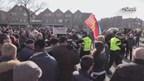 Opstootje bij demonstratie in Enschede