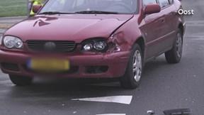 Ravage op N34 Hardenberg door ongeluk