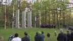 Dodenherdenking bij Overijssels verzetsmonument op de Markelose Berg